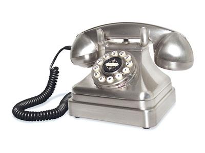 Retro Corded Phones