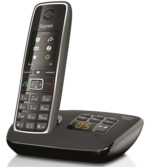 Gigaset C530A Long Range Cordless Phone