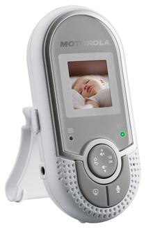 Motorola MBP20 Digital Video Baby Monitor