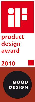 Gigaset SL400A Cordless Phone Design Awards