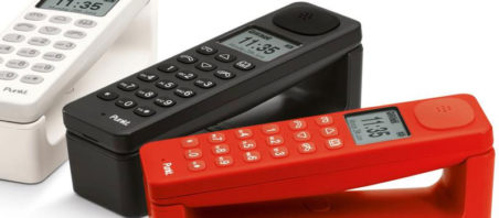 The Punkt cordless phone: simplicity and sophistication in one
