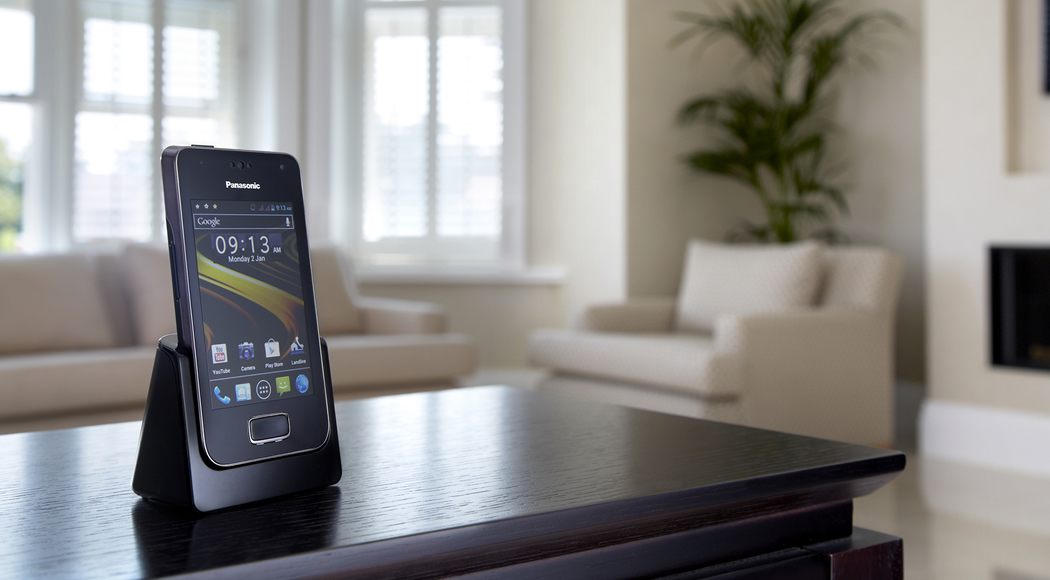 smart touchscreen cordless phones future of home phone