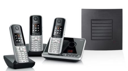 Repeater Registration for Gigaset Phones