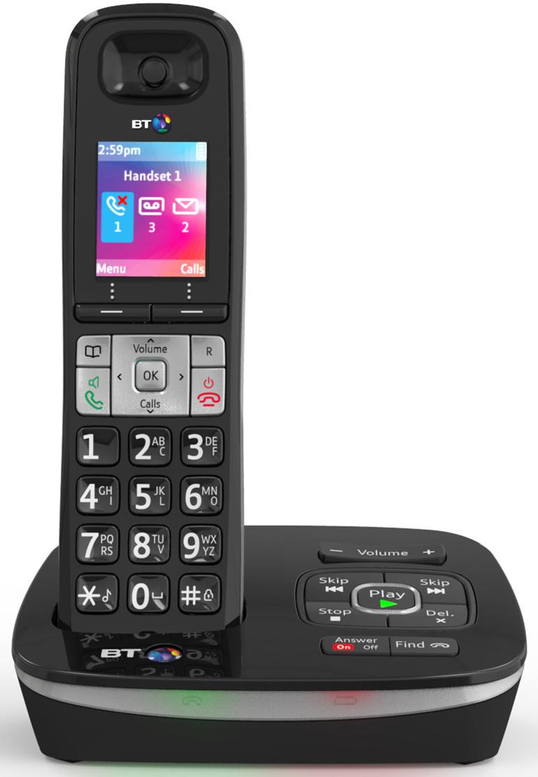 BT8500 call blocking cordless phone