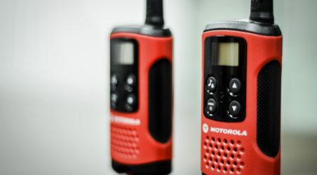 Motorola TLKR T40: Review