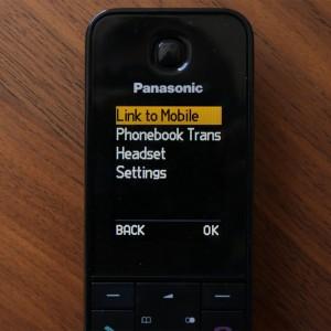 Panasonic Link to Mobile